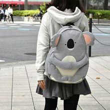 Load image into Gallery viewer, Japanese Backpack - koala design - Beeredee [variant_title]