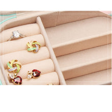 Load image into Gallery viewer, Korean style Jewelry box - Beeredee [variant_title]