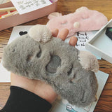 Luxury soft sleeping eye mask - Beeredee Koala