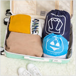 10 Pcs/Set Travel Storage pouch - Beeredee [variant_title]