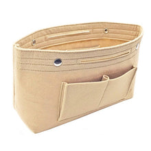 Load image into Gallery viewer, Multi-pockets storage organizer for handbag - Beeredee Khaki