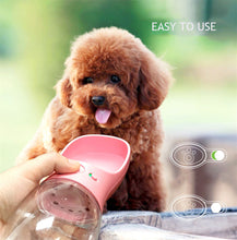 Load image into Gallery viewer, Portable Pet Water Bottle - Beeredee [variant_title]