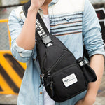 New Fashion Chest Bag Crossbody for men - Beeredee [variant_title]