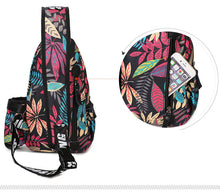 Load image into Gallery viewer, Casual Messenger Bag Floral Pattern - Beeredee [variant_title]