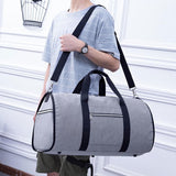 Milano - Foldable Waterproof duffle bag for business travel - Beeredee [variant_title]