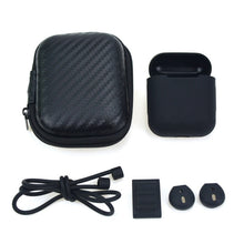 Load image into Gallery viewer, Earphone Bag 5 in 1 Storage Box For AirPods - Beeredee black