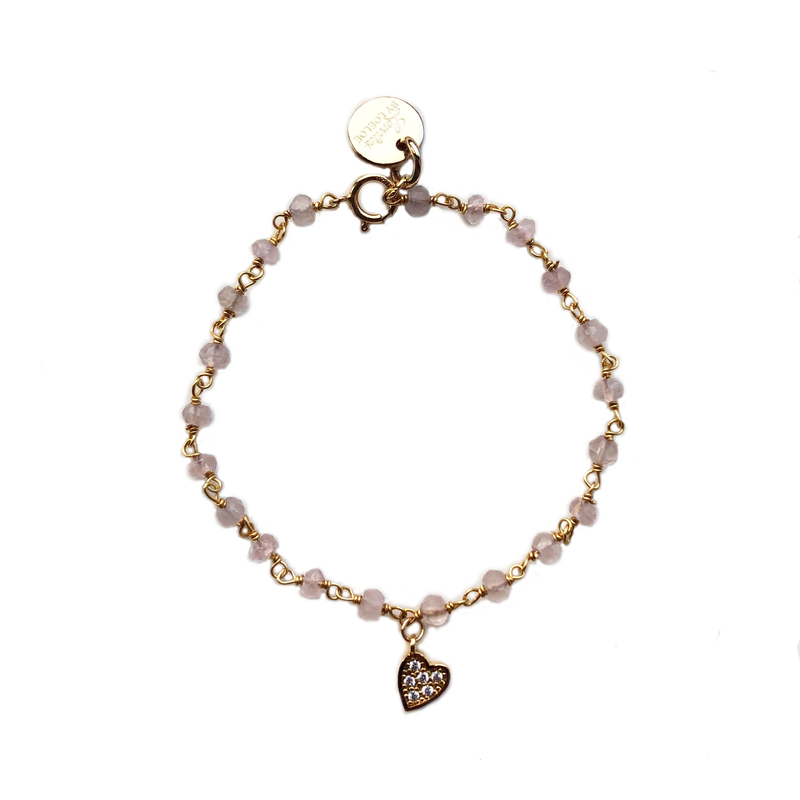 The Dainty 'Heart' Bracelet