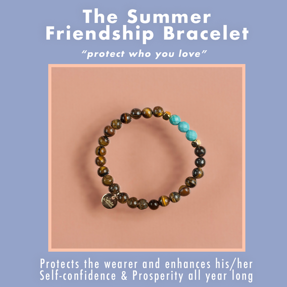 The Summer Friendship Bracelet
