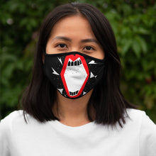 Load image into Gallery viewer, BIG MOUTH Fitted Polyester Face Mask