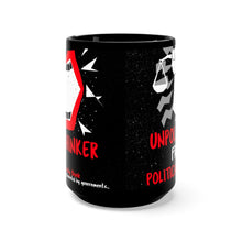 Load image into Gallery viewer, UNP & BIG MOUTH Red Lip Rebel Mug
