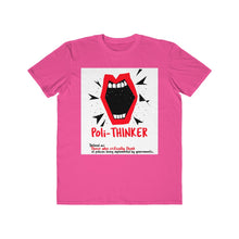 Load image into Gallery viewer, Poli-Thinker'z BIG MOUTH Rebel Tee