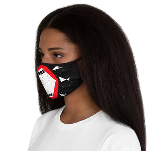 BIG MOUTH Fitted Polyester Face Mask