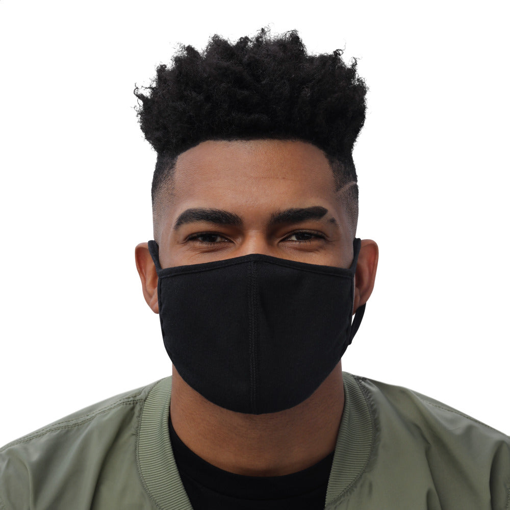 Black Out-19 Face Mask (3Pk)