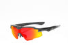 STINGER PP NUKE VENOM CARBON FIBER COMPOSITE POLARIZED RX PRESCRIPTION EYEWEAR SUNGLASSES