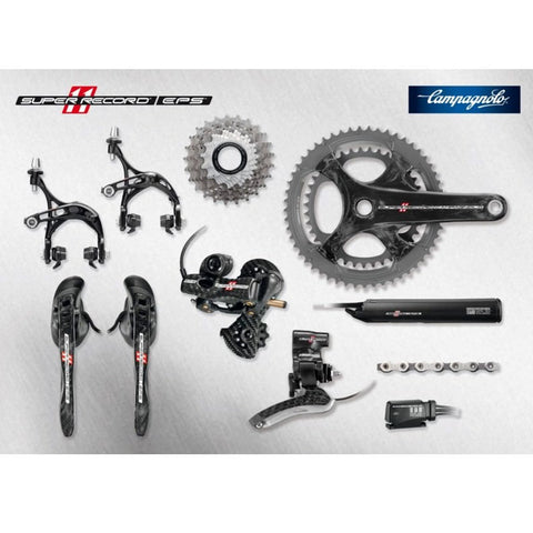 Campagnolo Group Set Super Record Eps