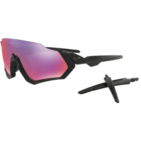 Oakley Flight Jacket Prism Road Lens