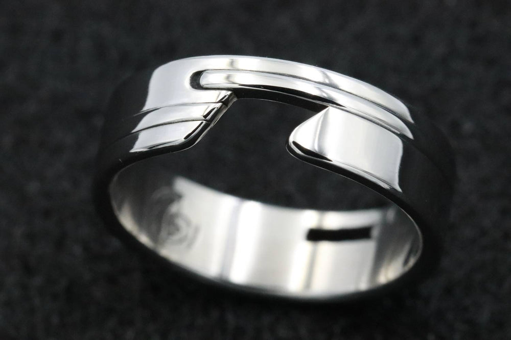 "05.5 ""APPROXI"" women's handmade stainless steel ring (not casted) womens rings custom jewelry womens jewelry hypoallergenic ring"