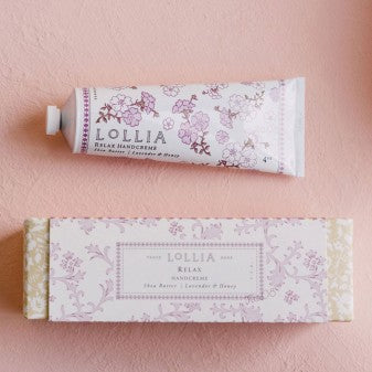 Lollia Relax Hand Cream