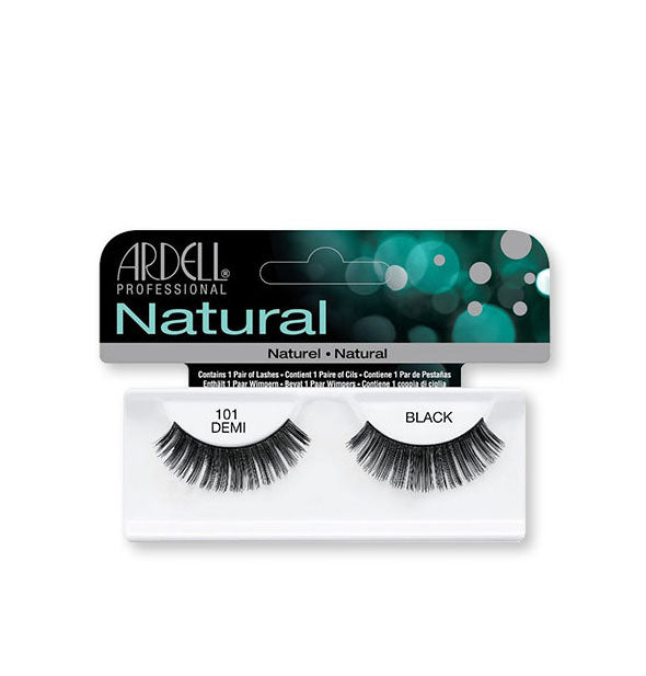 Black Demi Wispies Natural Lashes #101