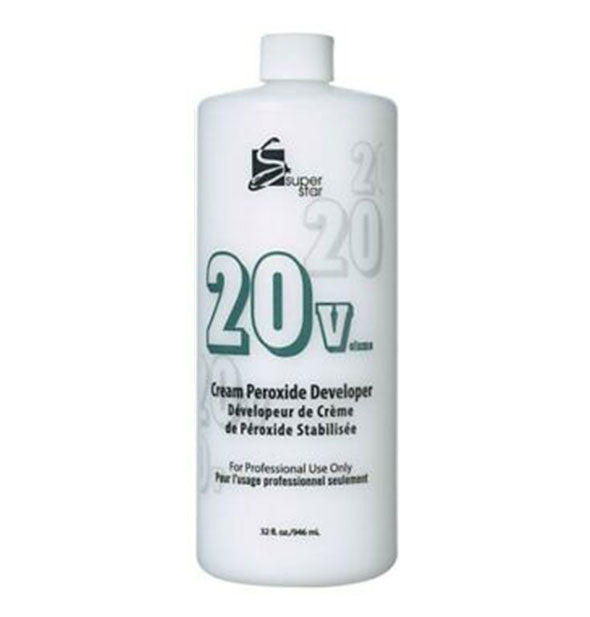Super Star - 20V Cream Peroxide Developer - 32 OZ from Supergoop!