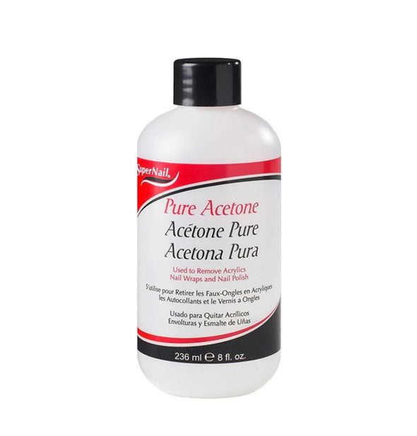 A bottle of Color Charm Activating Lotion 7.8 OZ