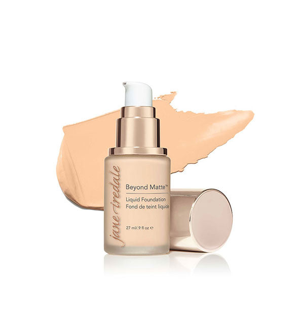 Matte Liquid Foundation M1