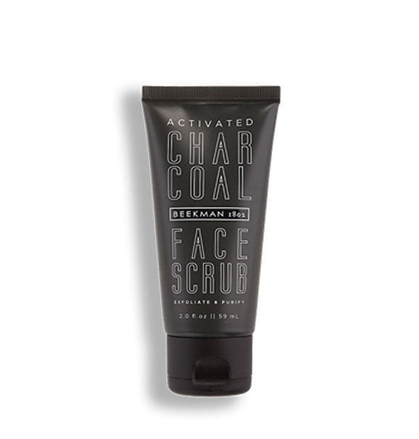 Beekman 1802 - Activated Charcoal Face Scrub (4460875841606)
