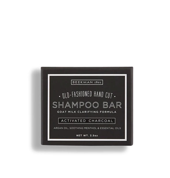 Beekman 1802 - Goat Milk Shampoo Bar with Activated Charcoal