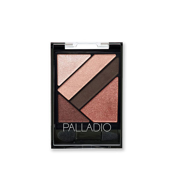 Palladio Silk FX Eye Shadow Palette in À La Mode.