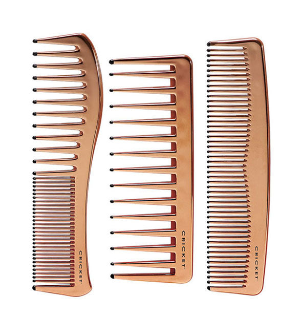 Copper Clean Combs Variety