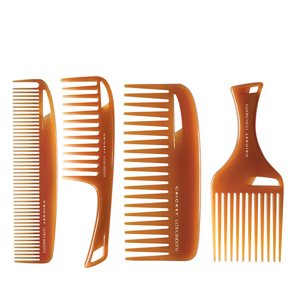 Beige Ultra Smooth Keratin Protein Combs