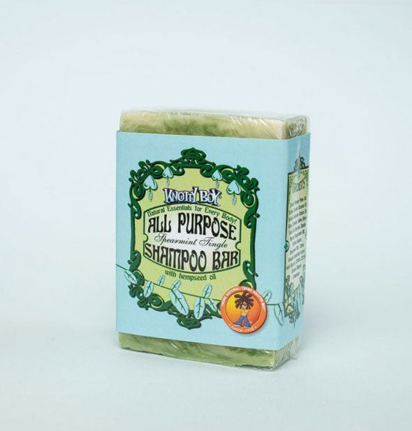all purpose shampoo bar spearmint