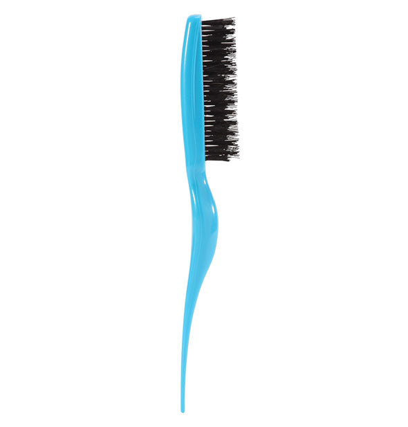 Angled view of Peepers Happy Hour Readers in Aqua.