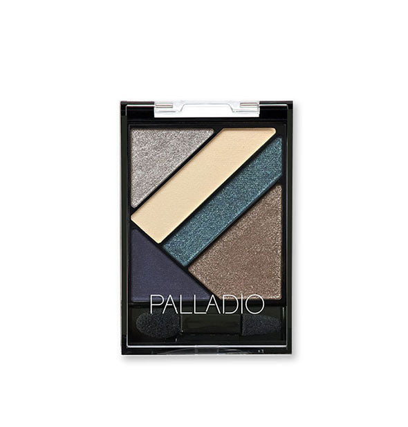 Palladio Silk FX Eye Shadow Palette in Avant Garde.