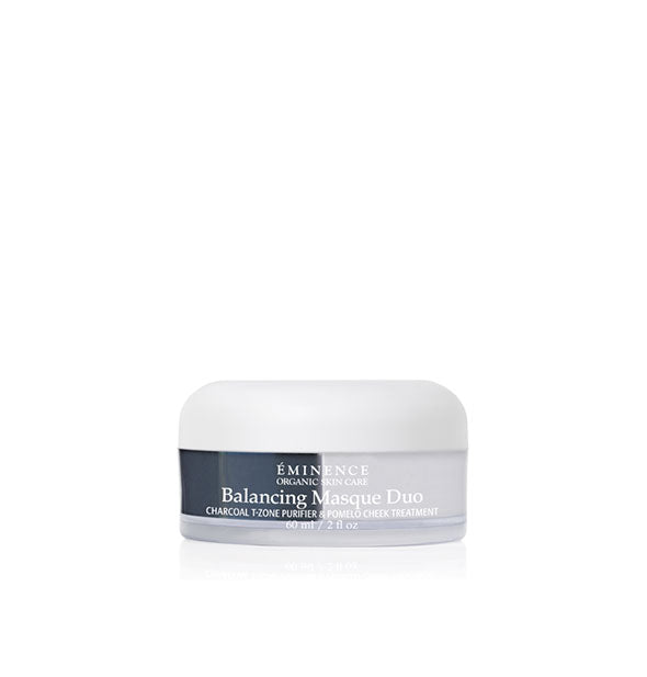 Eminence Organic Skin Care Balancing Masque Duo: Charcoal T-Zone Purifier & Pomelo Cheek Treatment