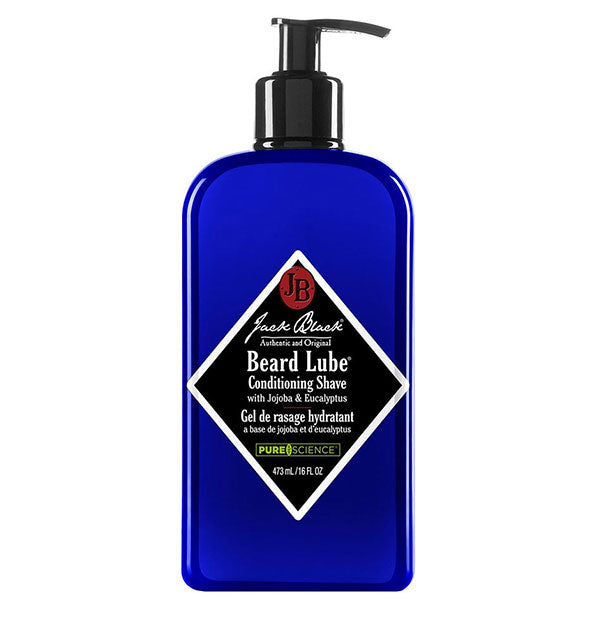Beard Lube Conditioning Shave 16 ounces