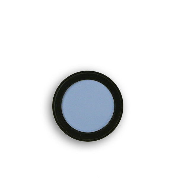 Light blue pressed powder eyeshadow