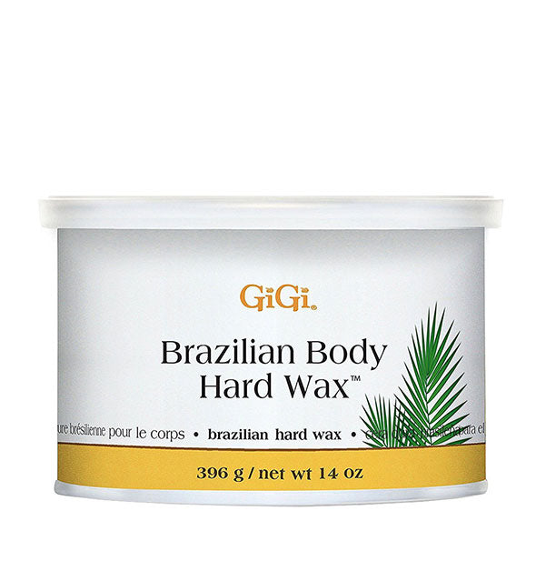 GiGi - Brazilian Body Hard Wax (4460918767686)