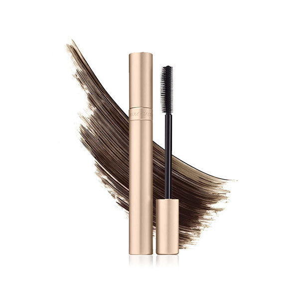 brown black Lengthening Mascara