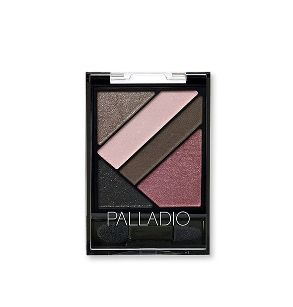 Palladio Silk FX Eye Shadow Palette in Burlesque.
