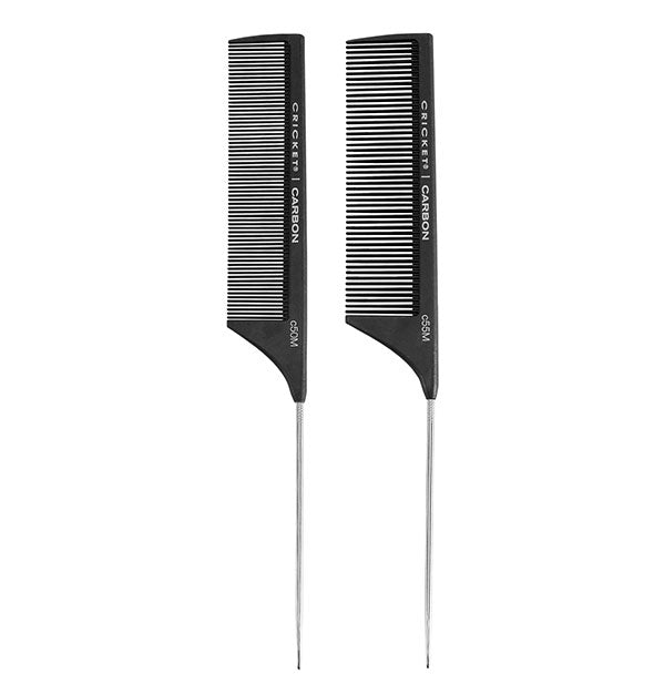 Black Carbon Metal Duo Styling 2 Pack