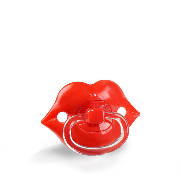 red lips Baby Pacifier