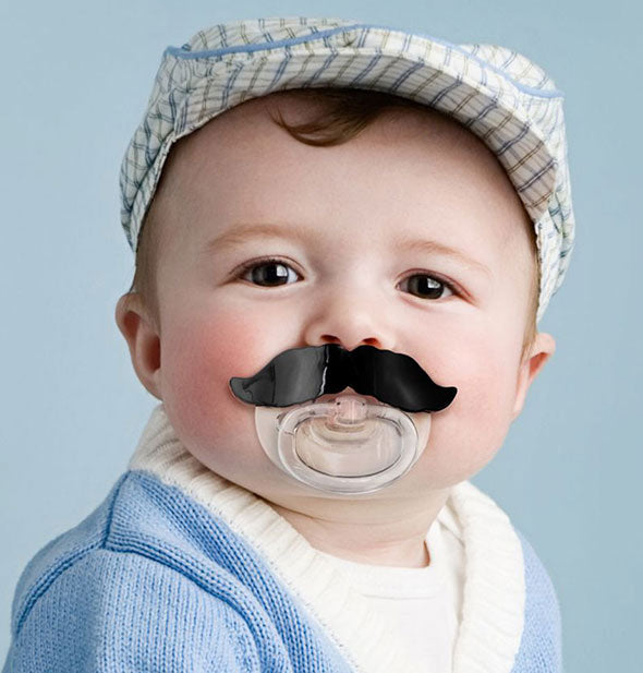 Fred - Chill Baby Mustache Pacifier (4460554911814)