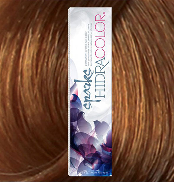 Sparks Hidracolor - 8.45 Chocolate Brandy