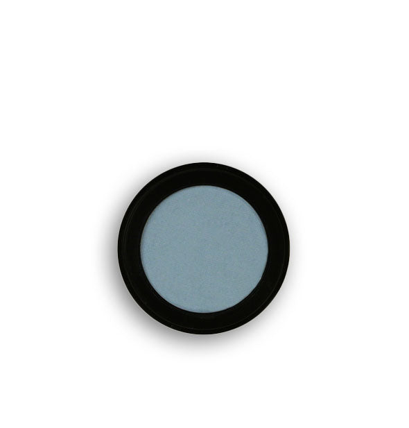 Light blue-gray pressed powder eyeshadow