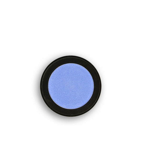 Blue pressed powder eyeshadow