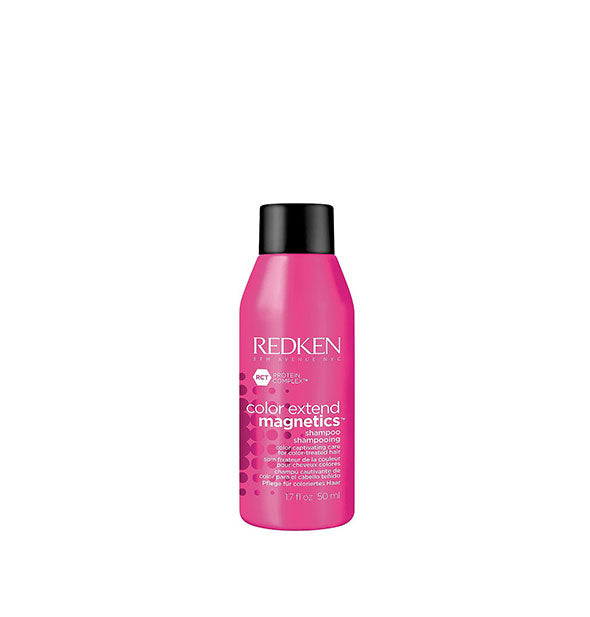 A Bottle of Color Extend Magnetics Sulfate-Free Shampoo - 1.7 OZ by Redken