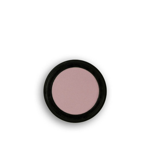 Light warm gray pressed powder eyeshadow