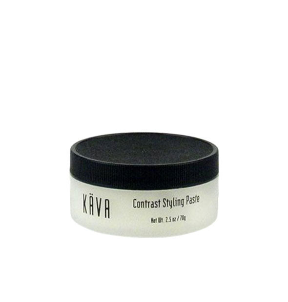 2.5 ounce pot of Kava Contrast Styling Paste