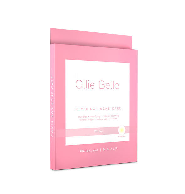 Pack of 120 Ollie Belle Cover Dot Acne Care patches